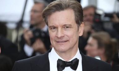 O ator britânico Colin Firth Foto: Joel Ryan / AP