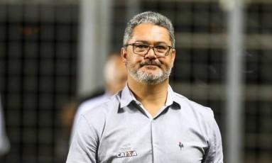 Micale foi demitido do Atlético-MG Foto: Divulgação
