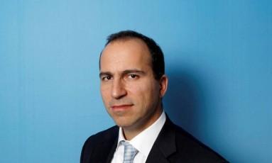 CEO da Uber, Dara Khosrowshahi Foto: Lucas Jackson / REUTERS