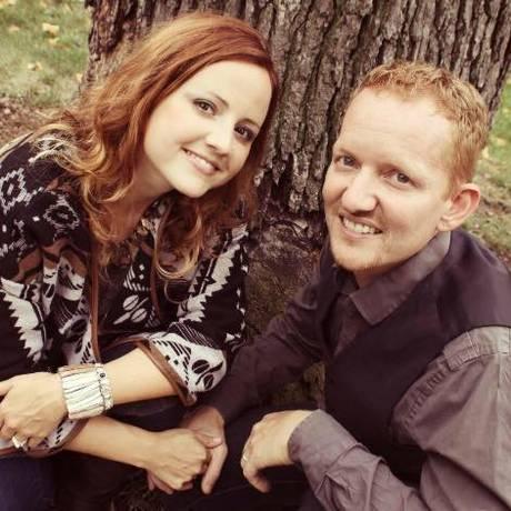 O casal Carrie e Nick decidiu que a gestação seria mantida, mesmo colocando a vida da mãe em risco Foto: Reprodução/ Facebook