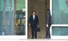 Rodrigo Maia se reúne com a presidente do STF, ministra Cármen Lúcia Foto: Ailton de Freitas / Agência O Globo