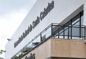 Universidade Federal de Santa Catarina (UFSC) Foto: Divulgação