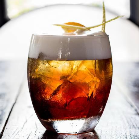 Carta de drinks - Bar Astor - Fotos Leo Feltran - 19/10/2015 Foto: Divulgação/Leo Feltran