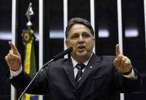 O ex-governador Anthony Garotinho Foto: Renato Araujo / Agência Brasil