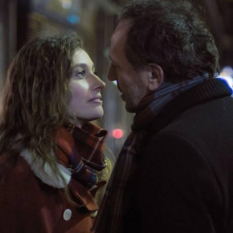 Cena do filme 'Amor, Paris, Cinema' Foto: Divulgação