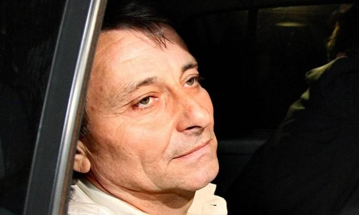 Justiça decreta prisão preventiva do terrorista Cesare Battisti