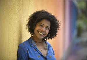 BA Rio de Janeiro (RJ) 18/09/2017 Perfil de Claudia Alves, cineasta que ganhou um kikito de Ouro no Festival de Gramado com o seu documentário