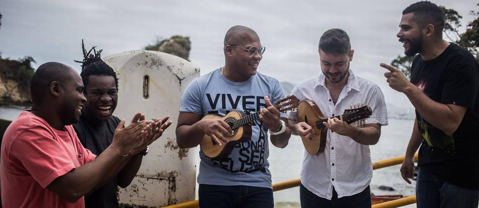 Roda de samba PedeTeresa Foto: Divulgação/Ian Cheibub