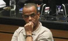O traficante Fernandinho Beira-mar Foto: Guilherme Pinto / Agência O Globo
