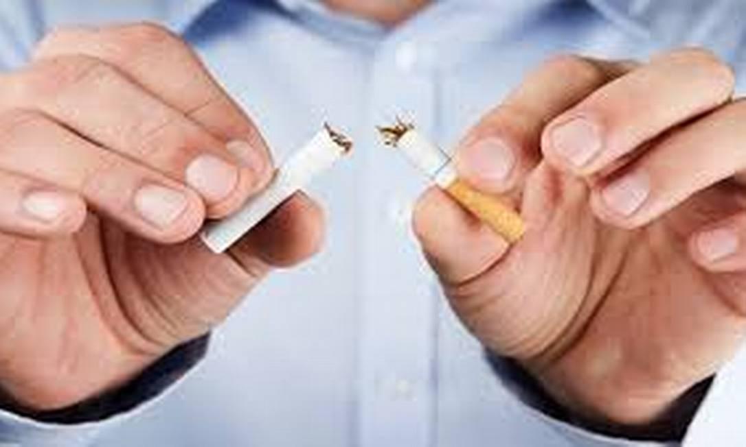 Entre os 28 países onde foi feita a pesquisa, Brasil é o que a maior proporção de fumantes diz querer largar o cigarro nos próximos seis meses Foto: Reprodução