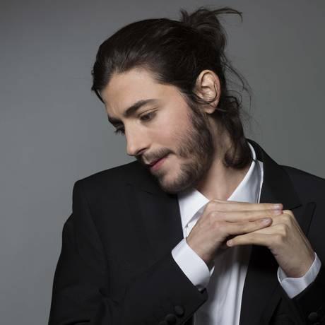 O jovem músico português Salvador Sobral espera por um transplante de coração Foto: Divulgação