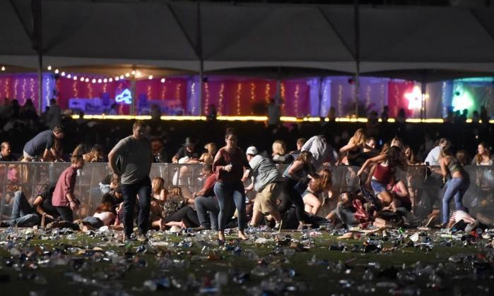Papa lamenta massacre em Las Vegas e envia condolências às vítimas