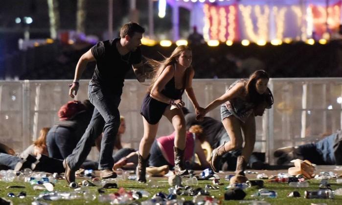 Namorada do atirador de Las Vegas:
