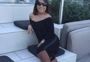 Marilou Danley, companheira do atirador de Las Vegas, foi localizada pela polícia e prestará depoimento Foto: Reprodução Facebook