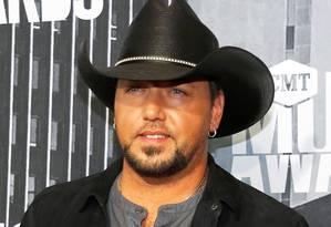 O cantor de música country, Jason Aldean Foto: Jamie Gillian / Reuters