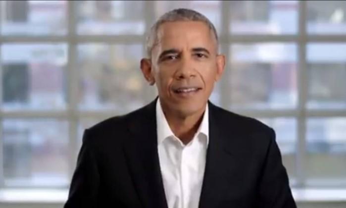 Michelle Obama comemora 25 anos de casamento