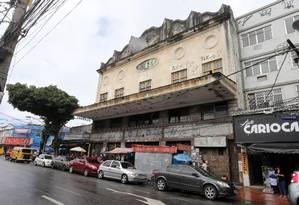 Rocha Miranda, na Zona Norte do Rio Foto: Guilherme Pinto / Agência O Globo