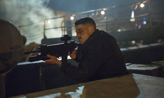 Marvel e Netflix cancelam painel do Justiceiro da NYCC 2017