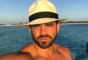 Ator Manuel Coko Sosa é popular por participar de novelas venezuelanas Foto: Reprodução/Twitter