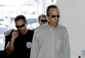 Leonardo Gryner, ex-diretor de operações do comitê Rio-2016 e braço-direito de Carlos Arthur Nuzman Foto: Gabriel Paiva / Agência O Globo