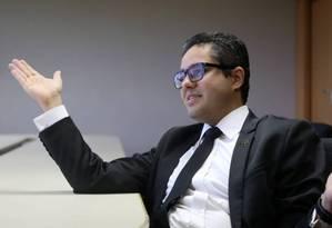 Victor Travancas Foto: O Globo