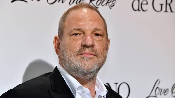 O produtor Harvey Weinstein Foto: AFP