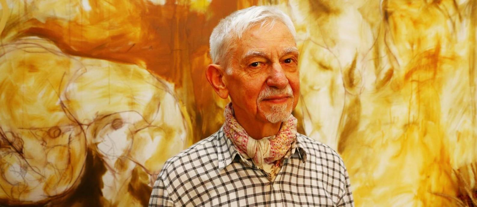 """João Silvério Trevisan, autor de """"Pai, pai"""" Foto: Pedro Stephan / Divulgação"""