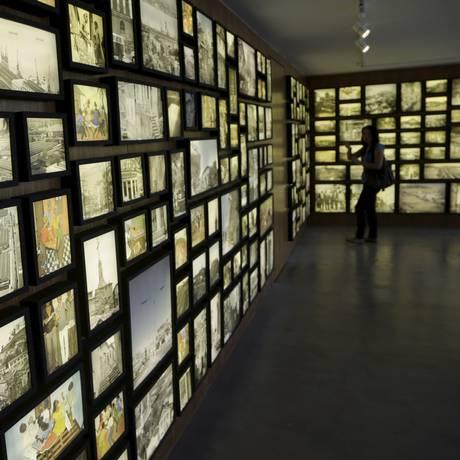 Visual. Um dos espaços da Novo Cais: o passado e o presente em imagens Foto: Gabriel de Paiva / Agência O Globo