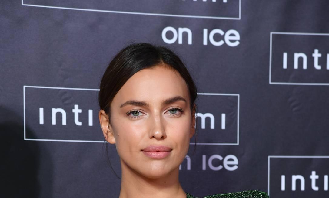 A beleza estonteante de Irina Shayk Foto: Divulgação / Daniele Venturelli