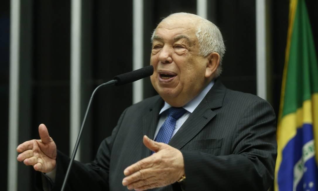 Paes Landim: vaga de suplente na Câmara 'semana que vem' Foto: André Coelho / Agência O Globo
