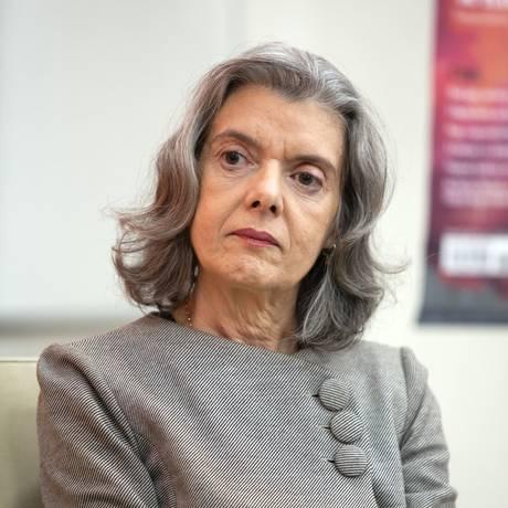 A presidente do STF, Cármen Lúcia, em evento em São Paulo, neste sábado, 7 Foto: Divulgação