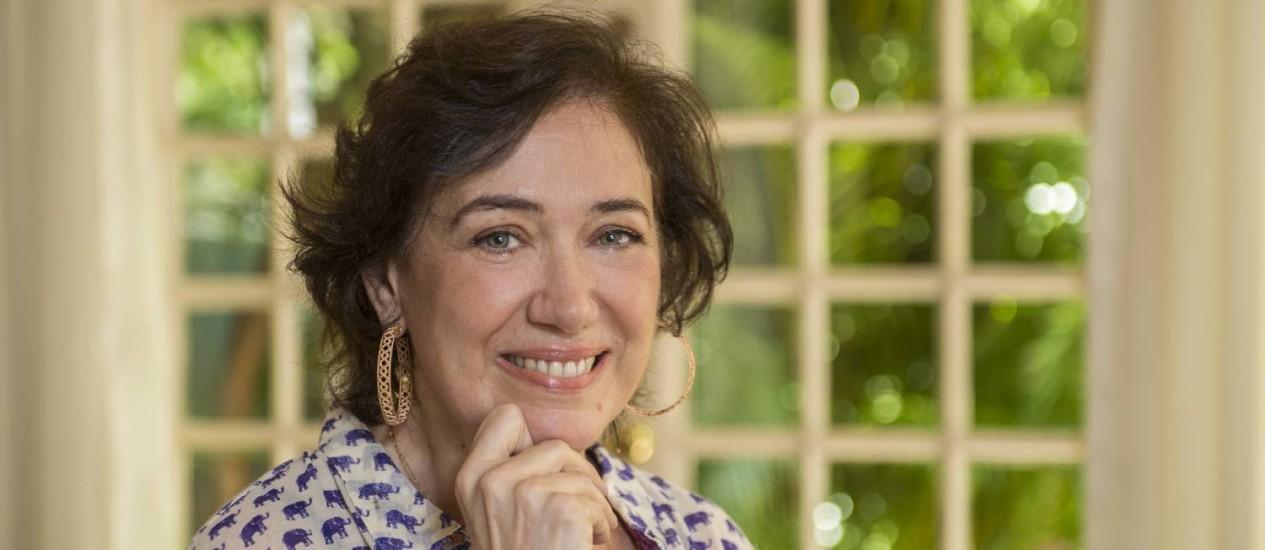A atriz Lilia Cabral comenta o sucesso de Silvana Foto: Divulgação/TV Globo/João Cotta