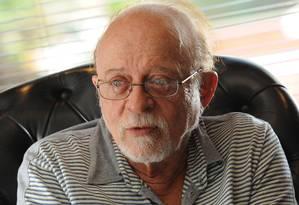 Ex-governador de São Paulo, Alberto Goldman (PSDB) criticou Doria publicamente e pediu que se assuma como candidato Foto: Regis Filho / Valor