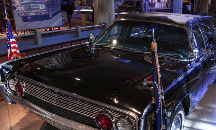 Henry Ford Museum, EUA Foto: Alvin Trusty / Henry Ford Institute/Divulgação
