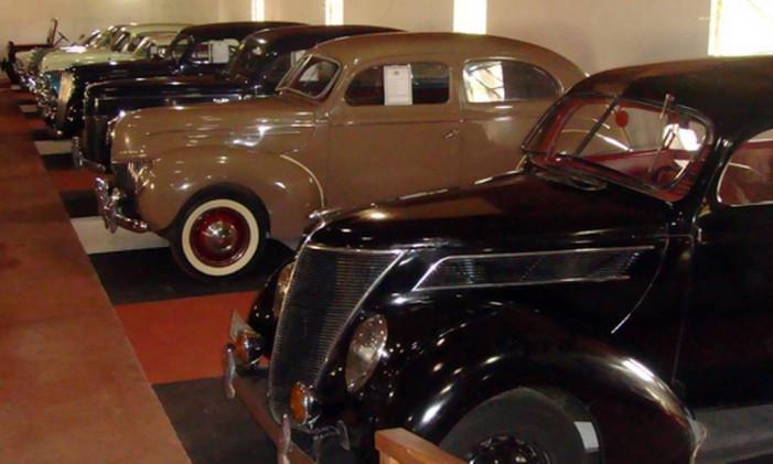 Museu do Automóvel da Estrada Real, MG Foto: Museu do Automóvel da Estrada Real / Divulgação