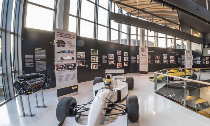 Museo Lamborghini, Itália Foto: Museo Lamborghini / Divulgação