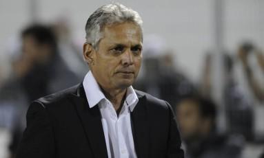 Reinaldo Rueda, técnico do Flamengo Foto: Gilvan de Souza/Flamengo/Divulgação