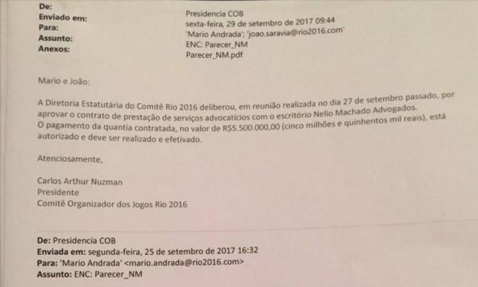 Carlos Arthur Nuzman renuncia à presidência do COB