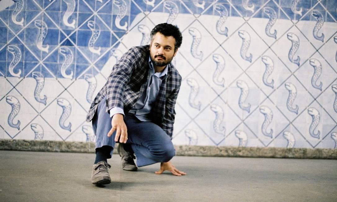 O músico e compositor Domenico Lancellotti apresenta as músicas de seu mais recente disco, 'Serra dos Órgãos', no projeto Son Estrella Galicia. Audio Rebel: Rua Visconde de Silva 55, Botafogo — 3435-2692. Qui, às 20h. R$ 25 Foto: Divulgação