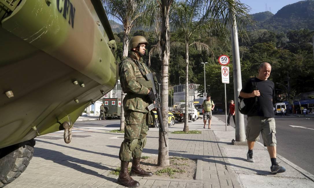 Além disso, 16 pessoas morreram em confrontos com os policiais Fábio Guimarães / Agência O Globo