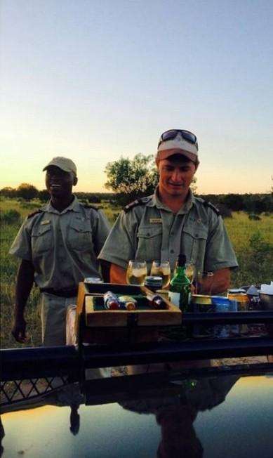 Durante o safari, os hóspedes ainda podem fazer um piquenique cheio de guloseimas Divulgação