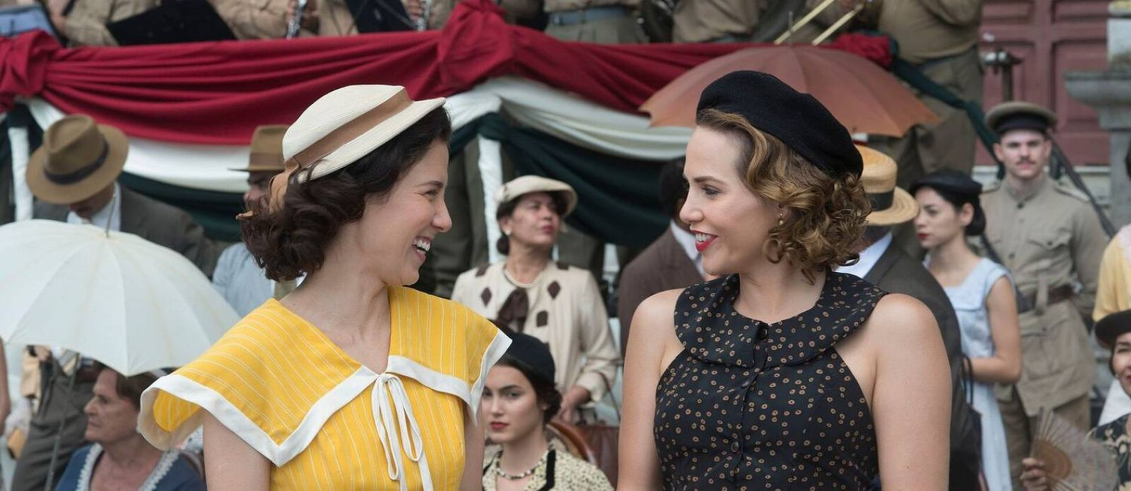 Cena do filme 'Entre irmãs' Foto: Divulgação