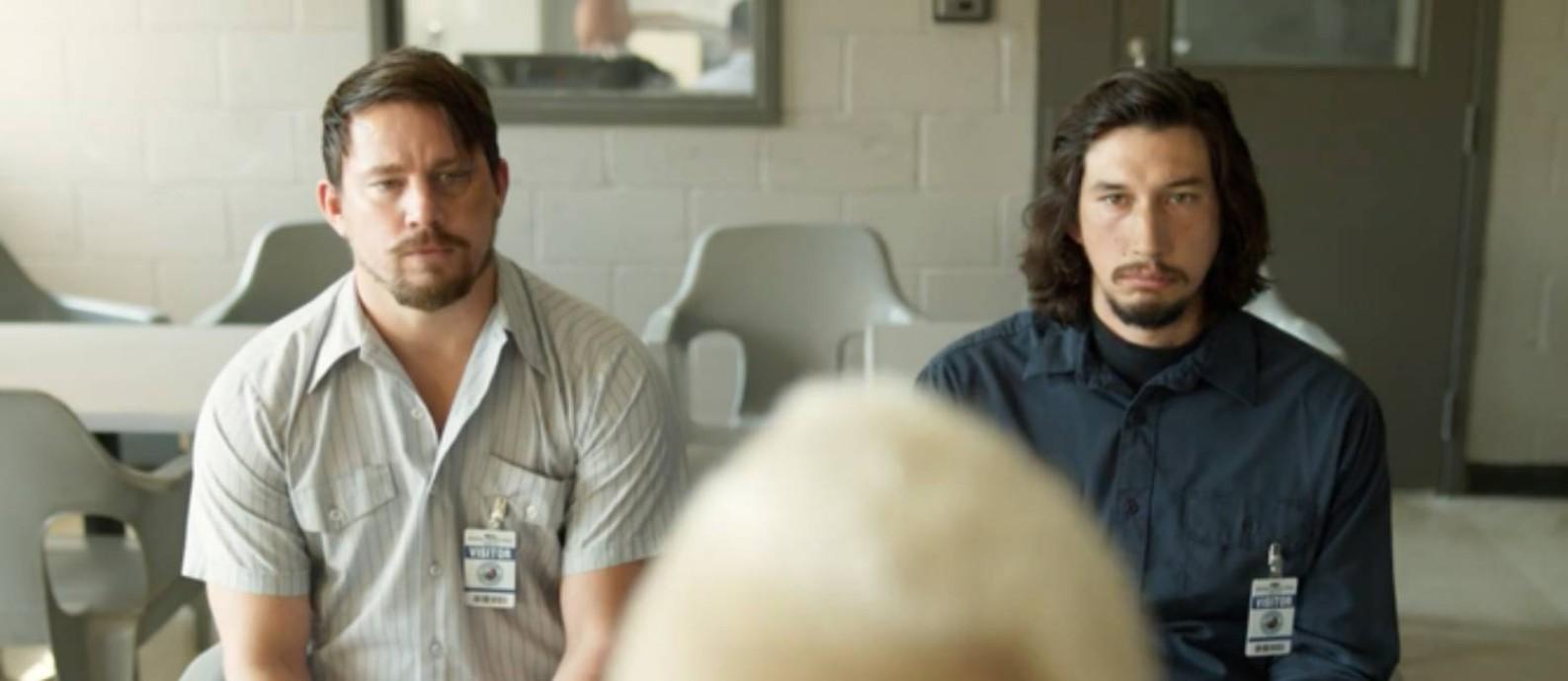 Cena do filme 'Logan Lucky - roubo em família' Foto: Divulgação
