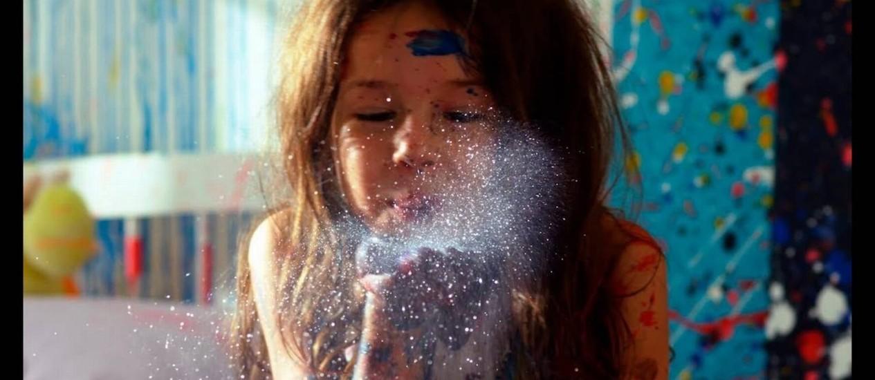 Cena do filme 'A menina índigo' Foto: Divulgação