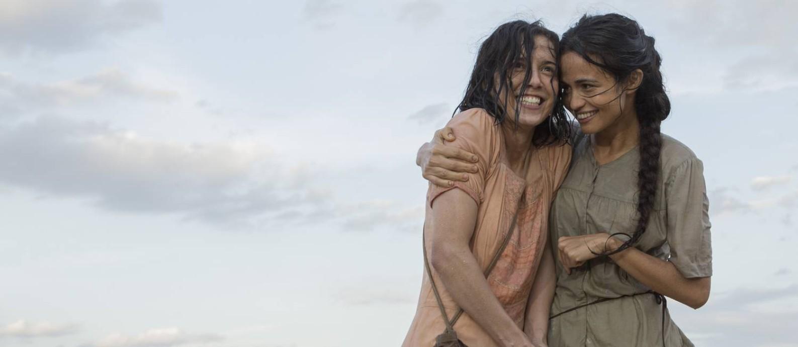 Cena de 'Entre irmãs', novo filme de Breno Silveira Foto: dan behr / Divulgação