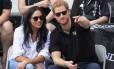 Harry e Meghan Markle Foto: Nathan Denette / AP