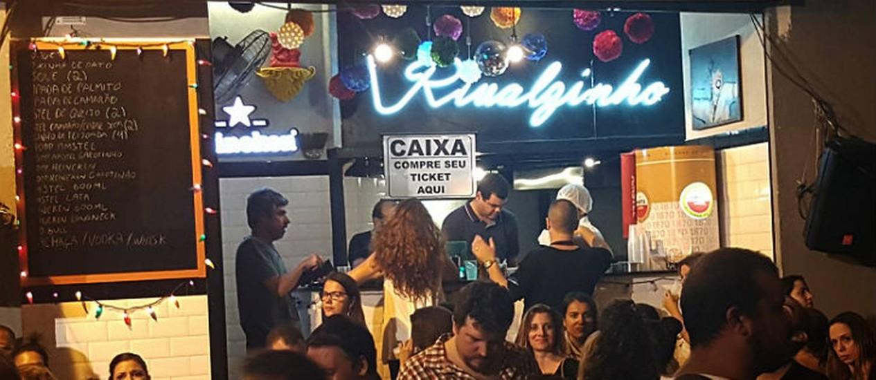 Festa Rivalzinho Foto: Divulgação