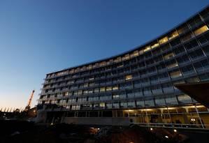 A sede da Unesco em Paris Foto: Philippe Wojazer / REUTERS