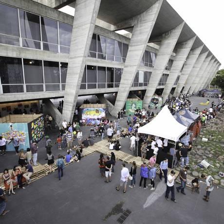Espaço do museu recebe a quinta edição do evento Foto: Divulgação/Henrique Madeira