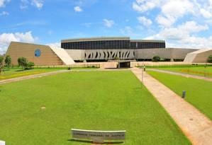 Fachada do Superior Tribunal de Justiça - STJ Foto: Divulgação